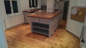 Floor and Kitchen worktop sanding and Refinishing Services