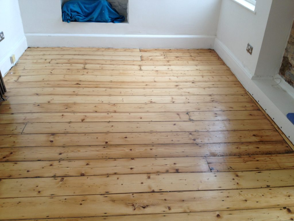 Floor Board Sanding and Varnishing Services London