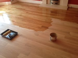 Wood Floor Refinishing Services