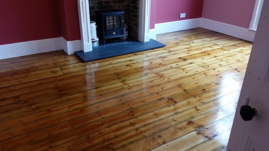 Wood Floor Sanding and Refinishing in Essex