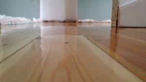 Wood Floor Sanding Restoration