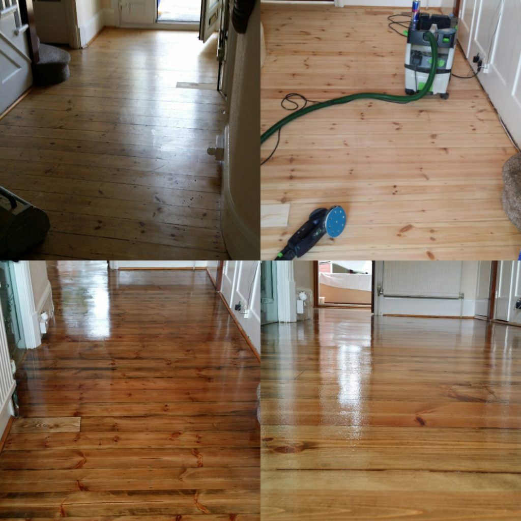 Floor Sanding and Restoration