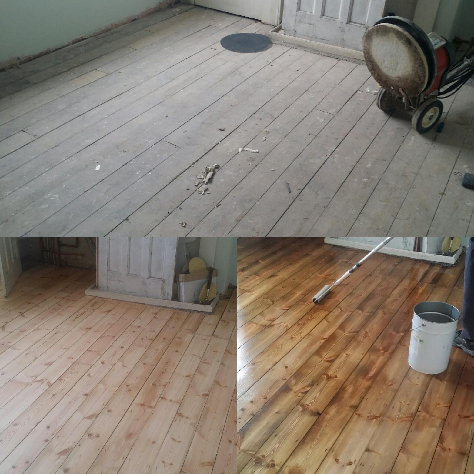 Floor Sanding Restoration