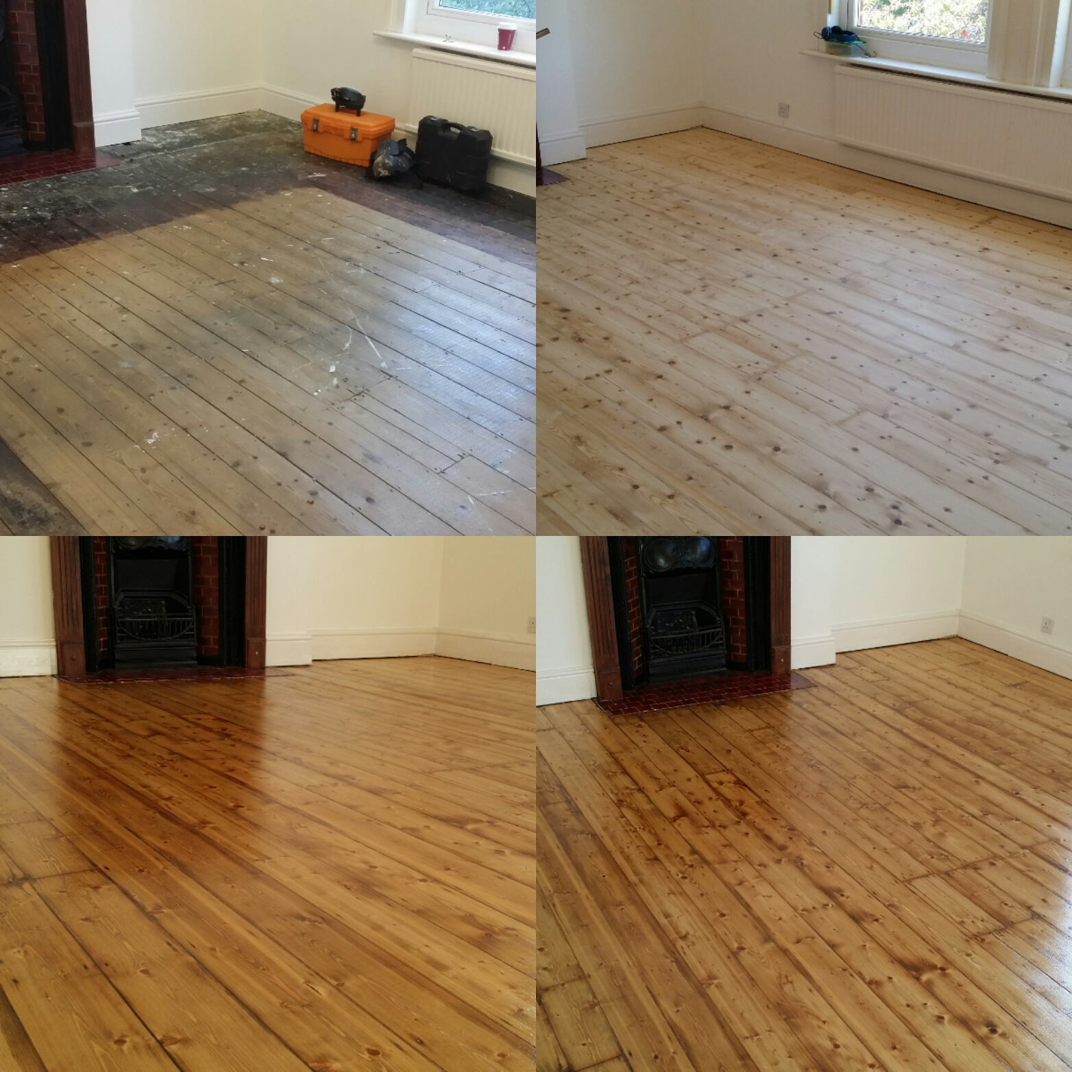 Floor Board Sanding Services
