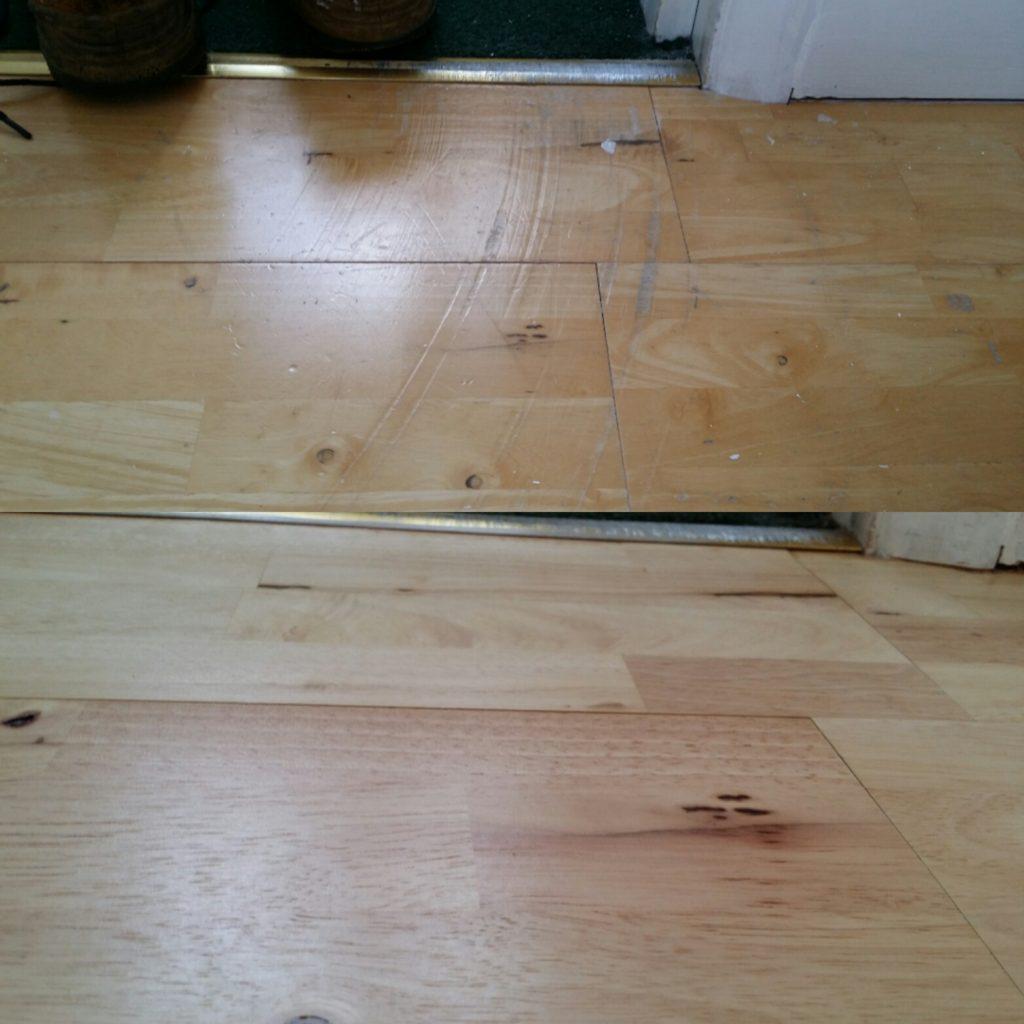 Wooden Floor Sanding Serices
