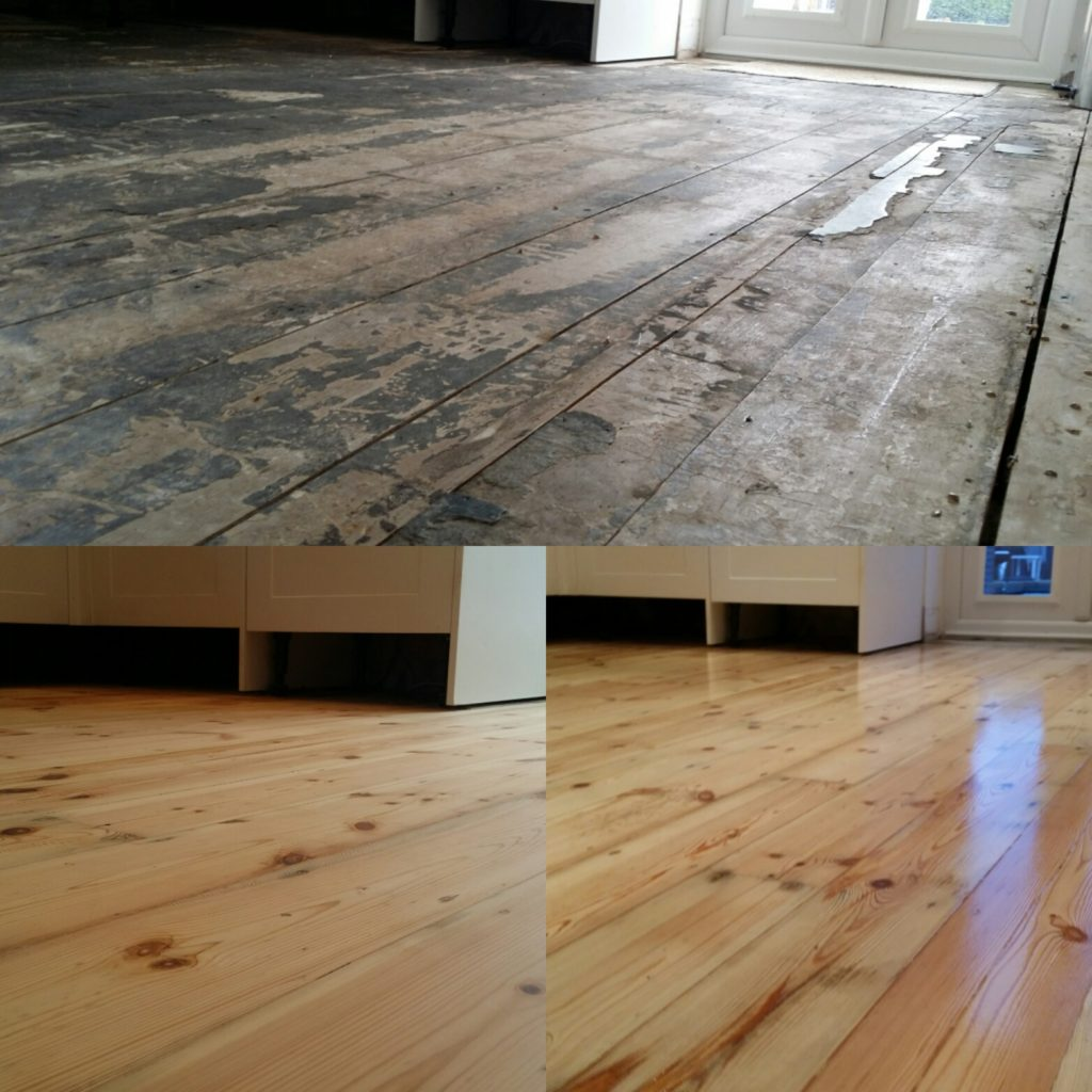 Professional Floor Sanding Services