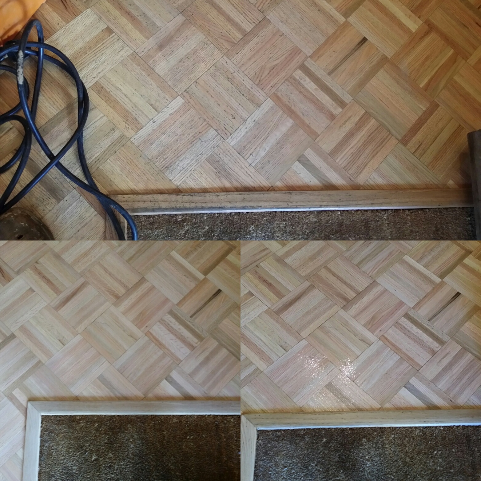 Expert Floor Sanding