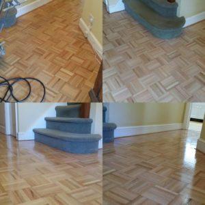 Dust Free Floor Sanding Experts