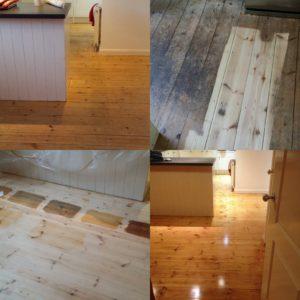 Wood Floor Sanding Services