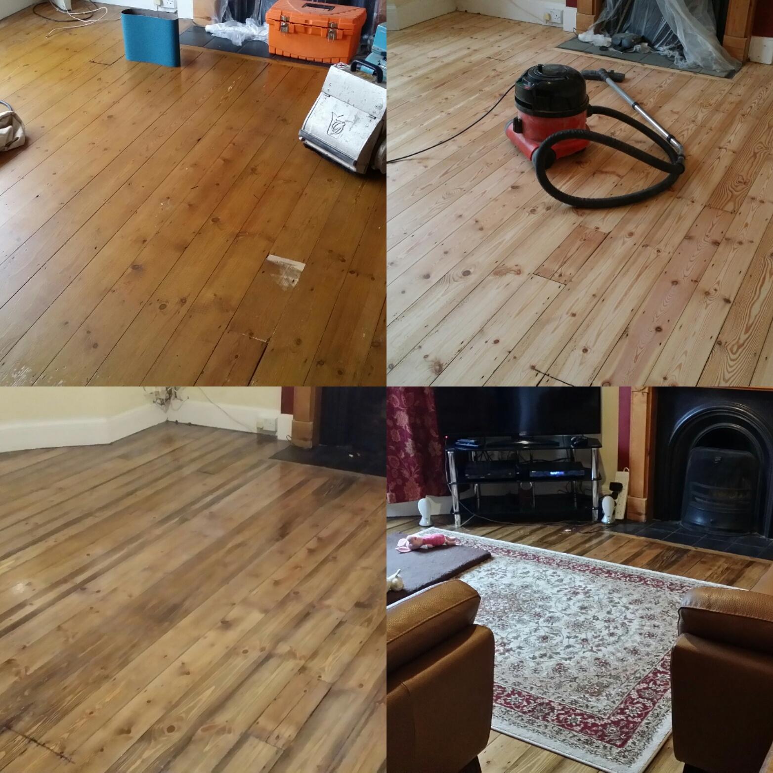 Floor Sanding and Refinishing