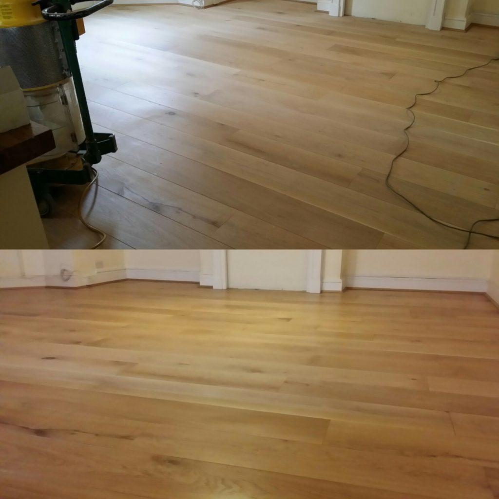 Hardwood Floor Sanding Services