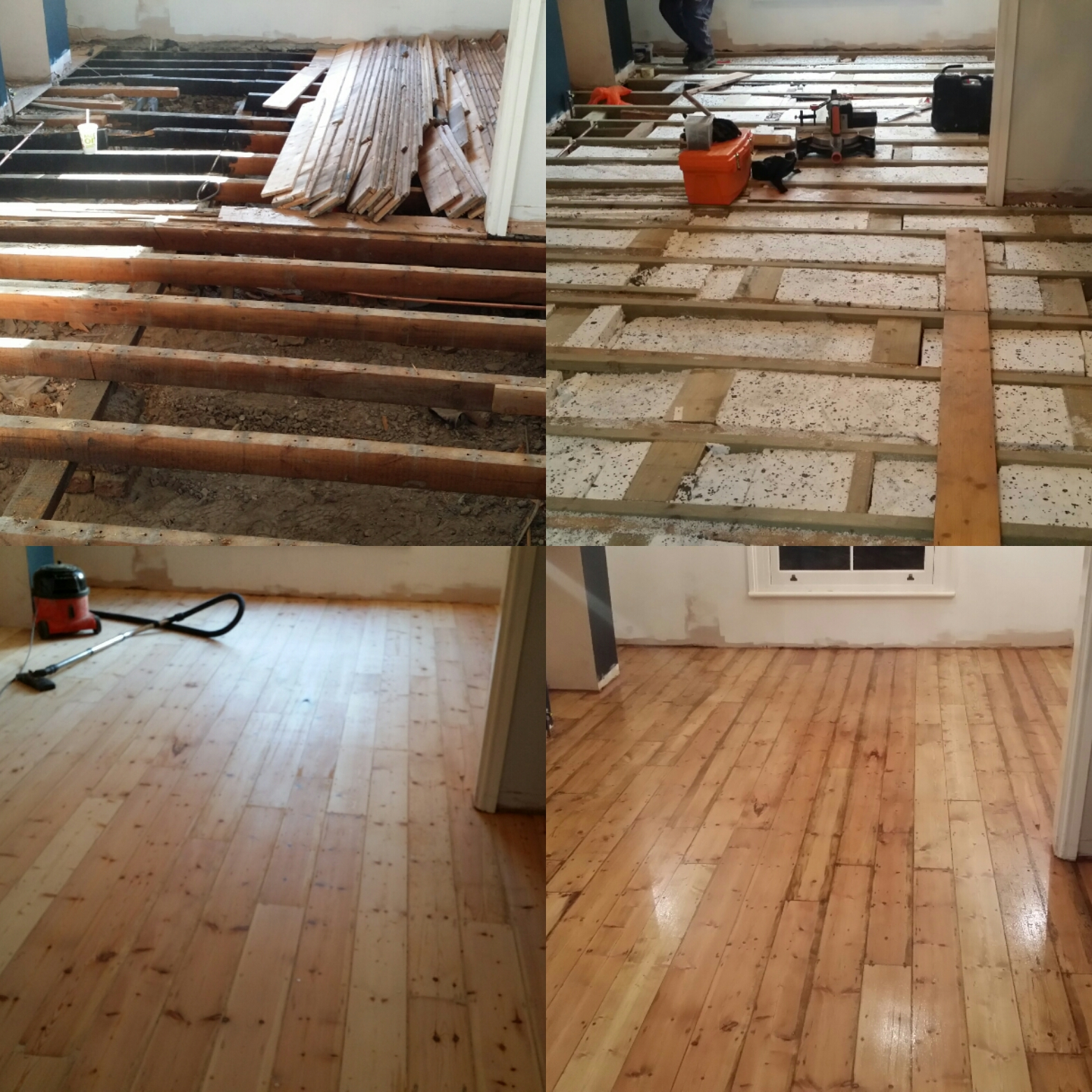 Wood Floor Instalation Services