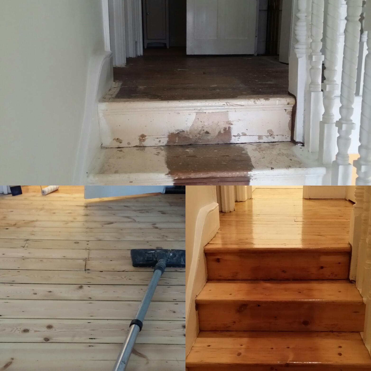 Domestic Floor Sanding