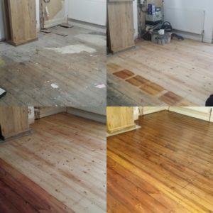 Floor Board Sanding Services