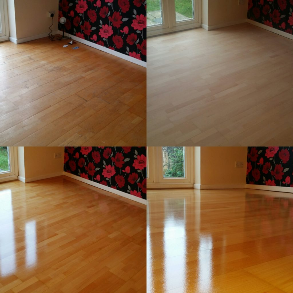 Floor Sanding Renovation in Essex