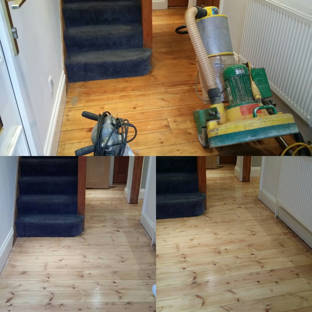 London Floor Sanding Services and Refinishing