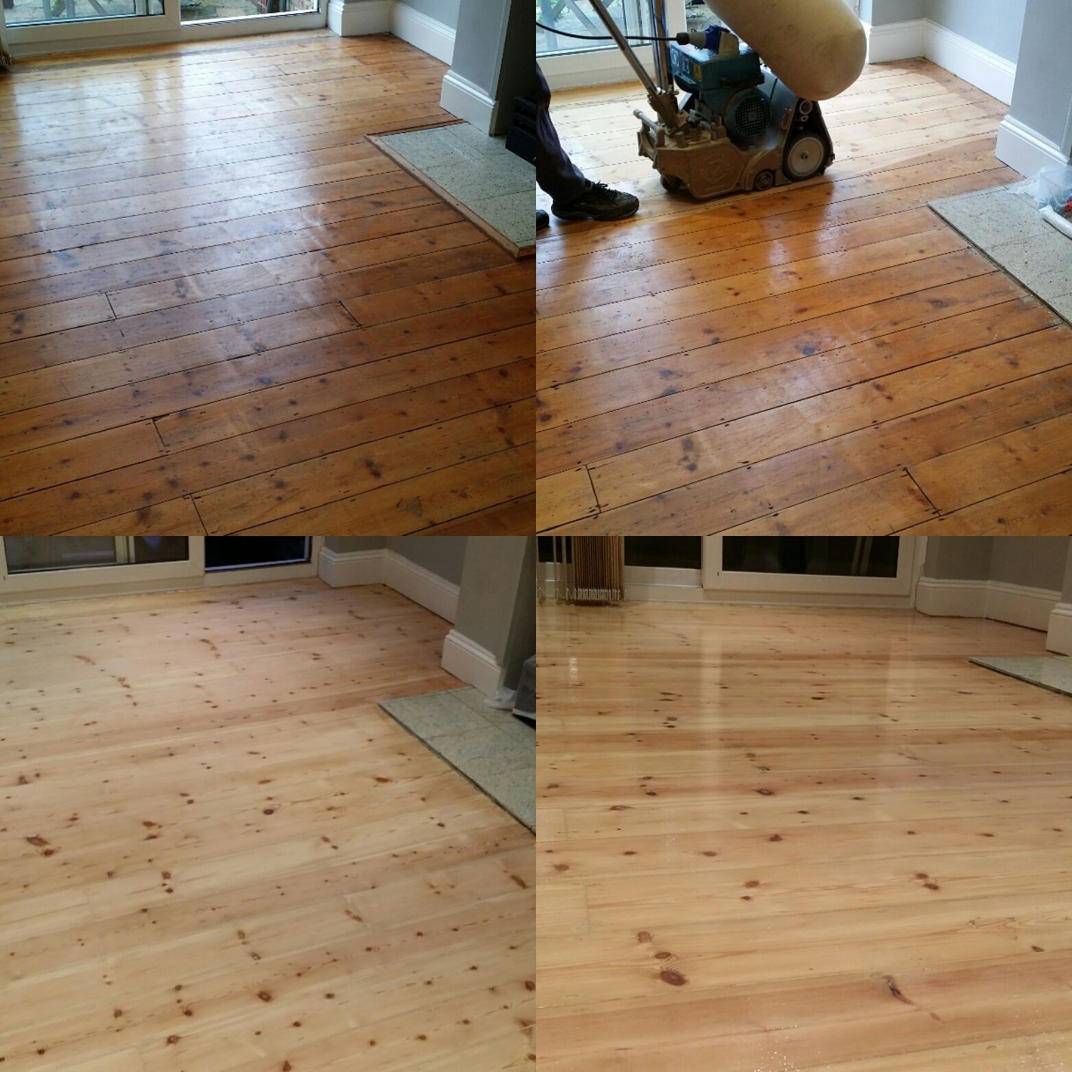 London Wood Floor Restoration