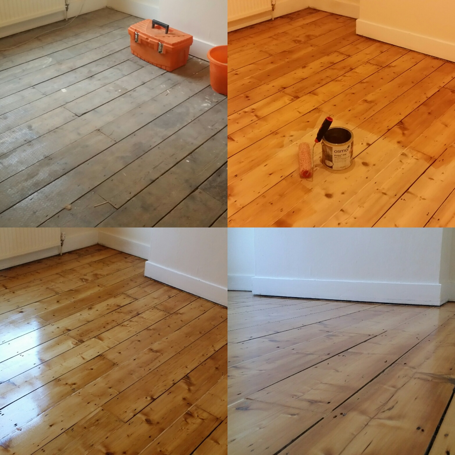 Floor Sanding Services Essex