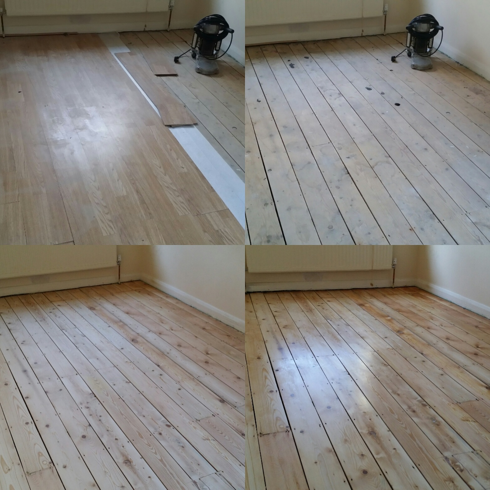 Osmo Floor Sanding Essex