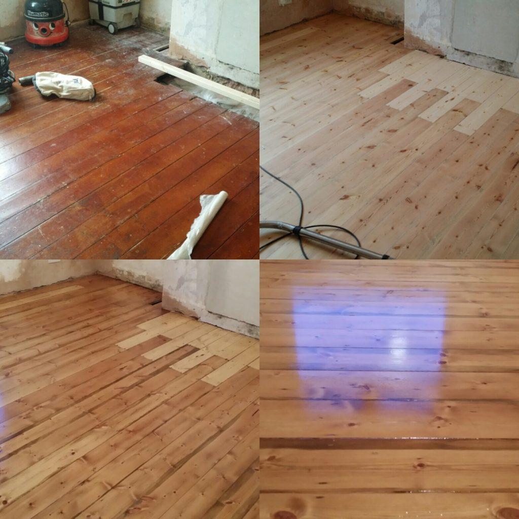 Floor Sanding Repairs