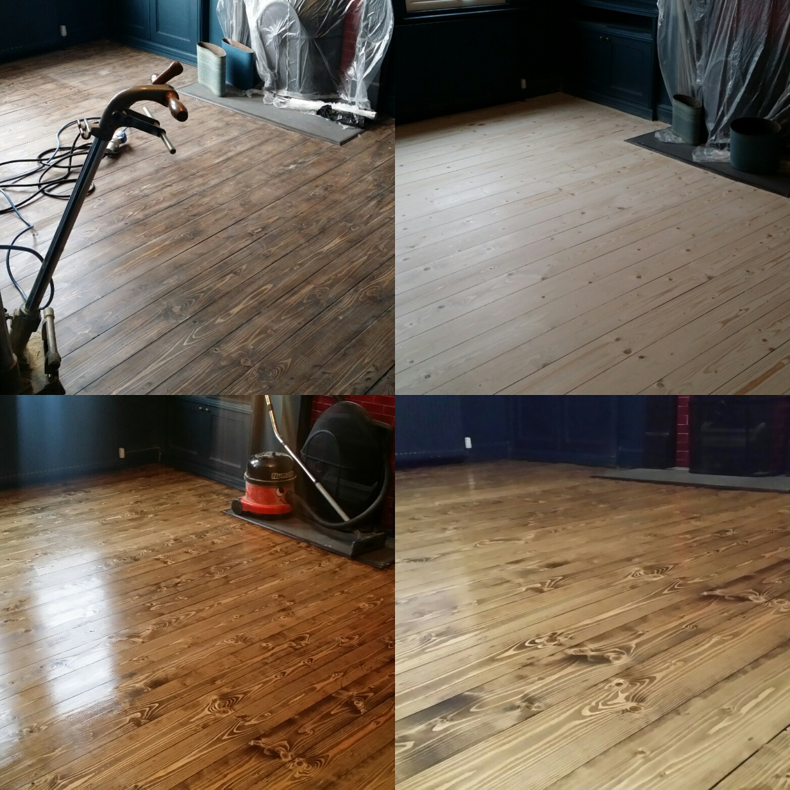 Floor Sanding in London