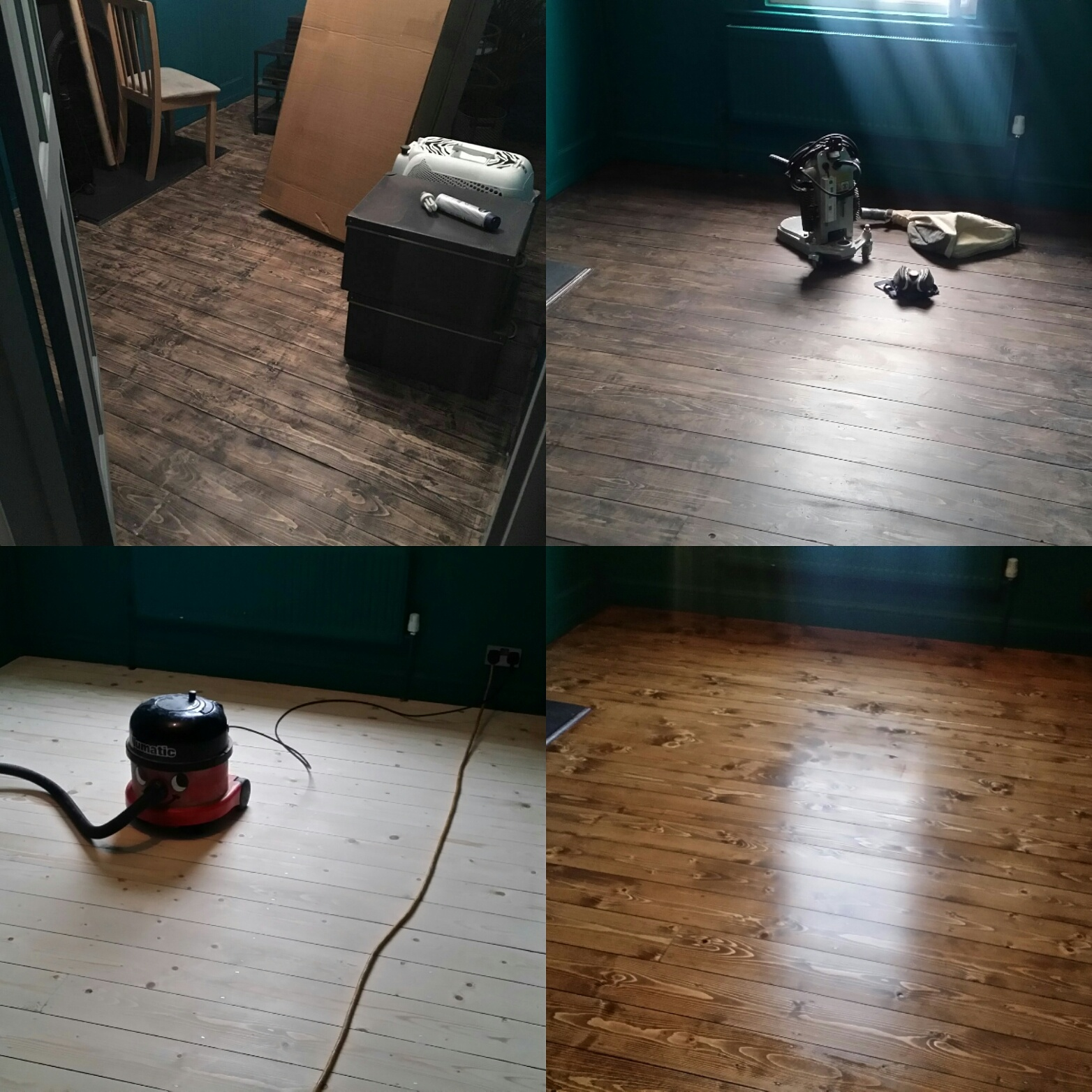 Floor Sanding and Restoration