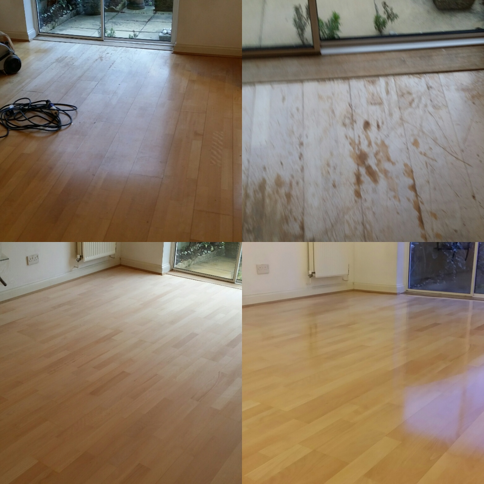 Engineered Floor Sanding Services