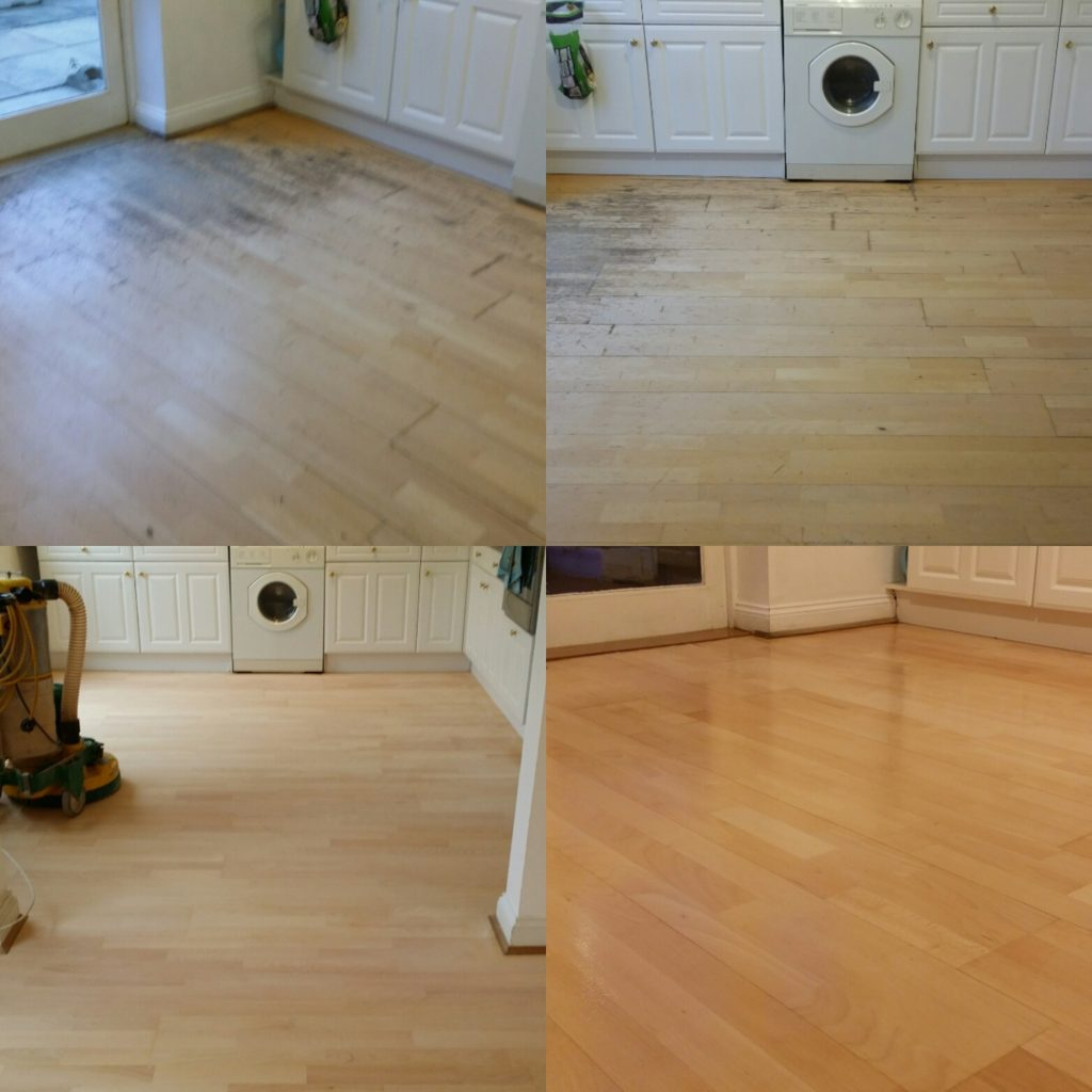 Hardwood Floor Sanding Services