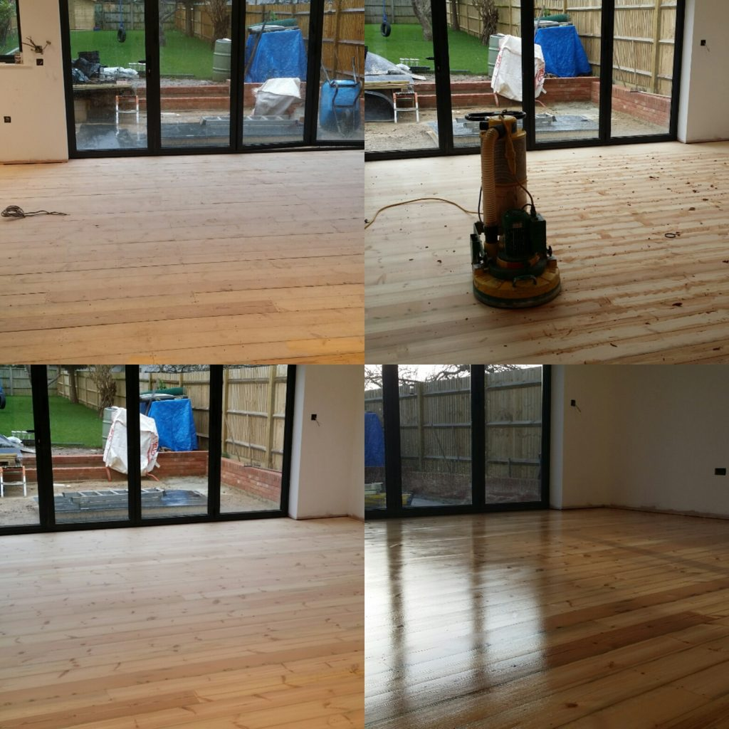 Sanding Renovation Services