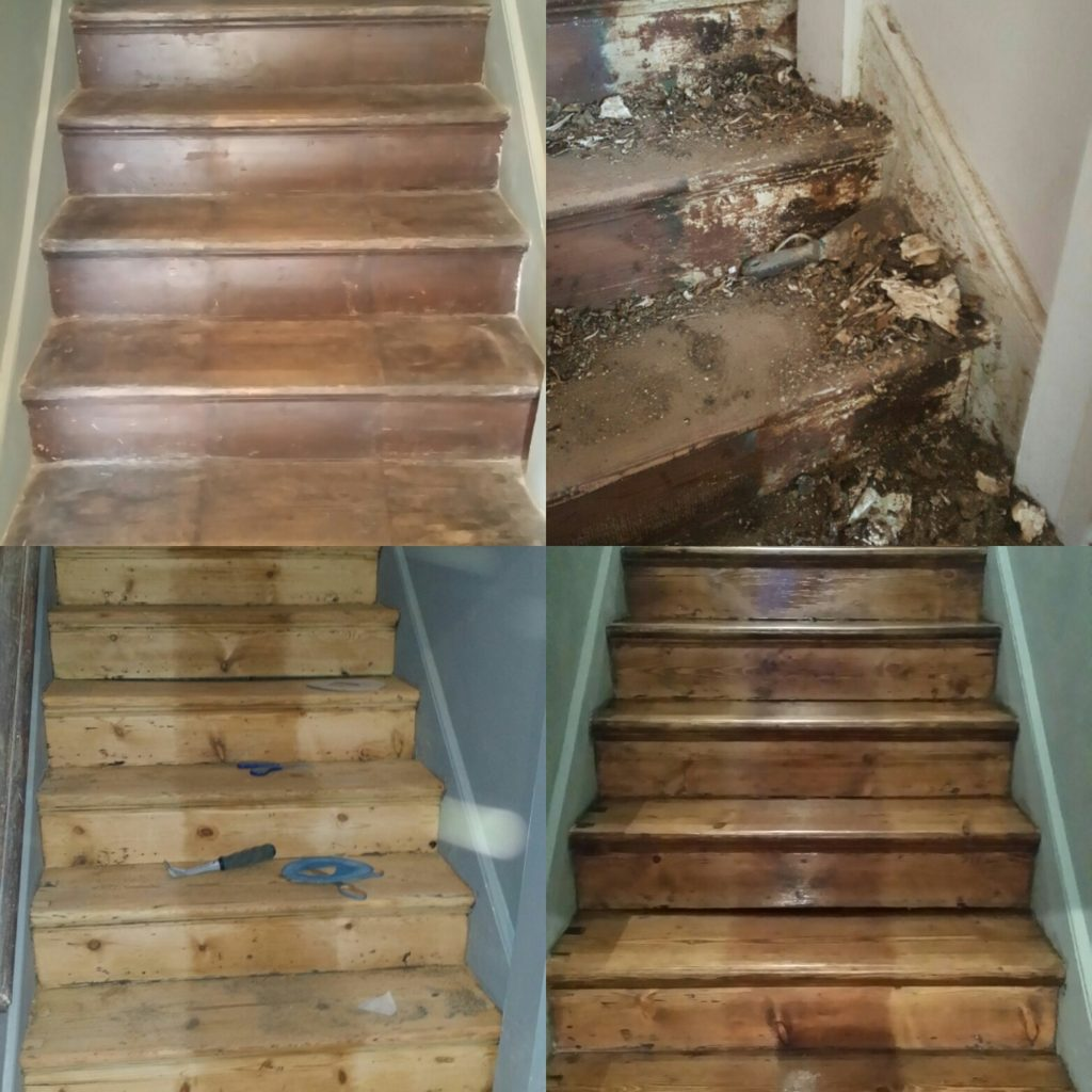 Stair Renovation Services