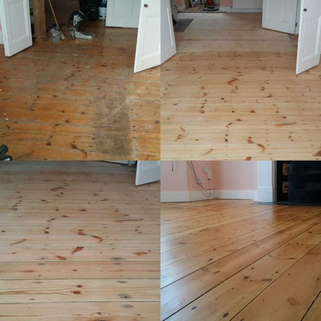 Floor Sanding Services and Restoration