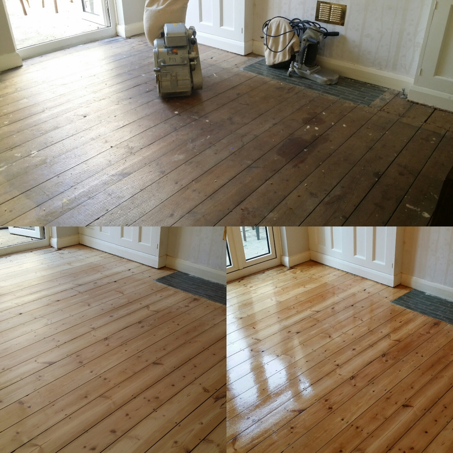 Essex Floor Sanding Services