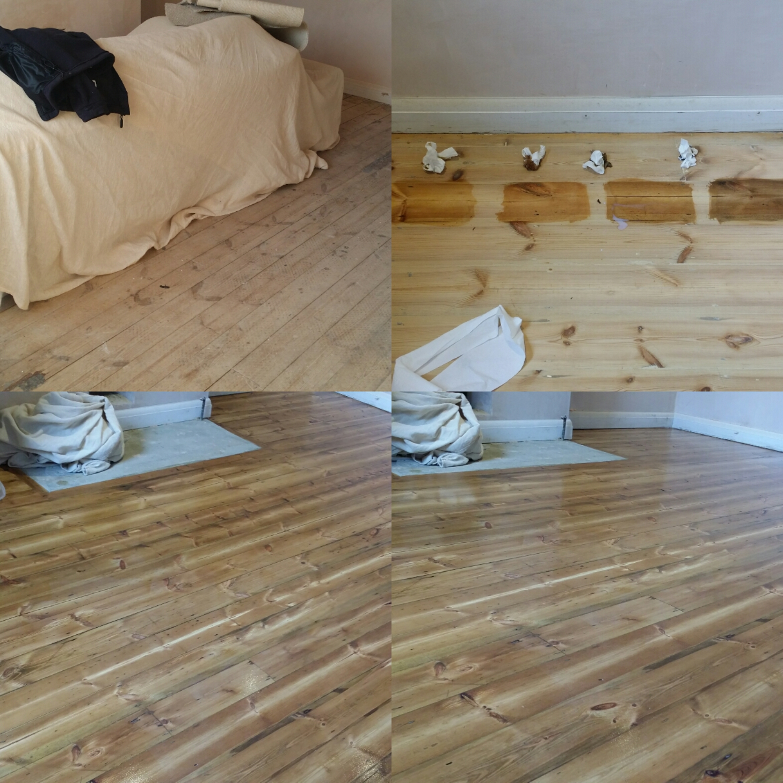 Floor Sanding and Refinishing