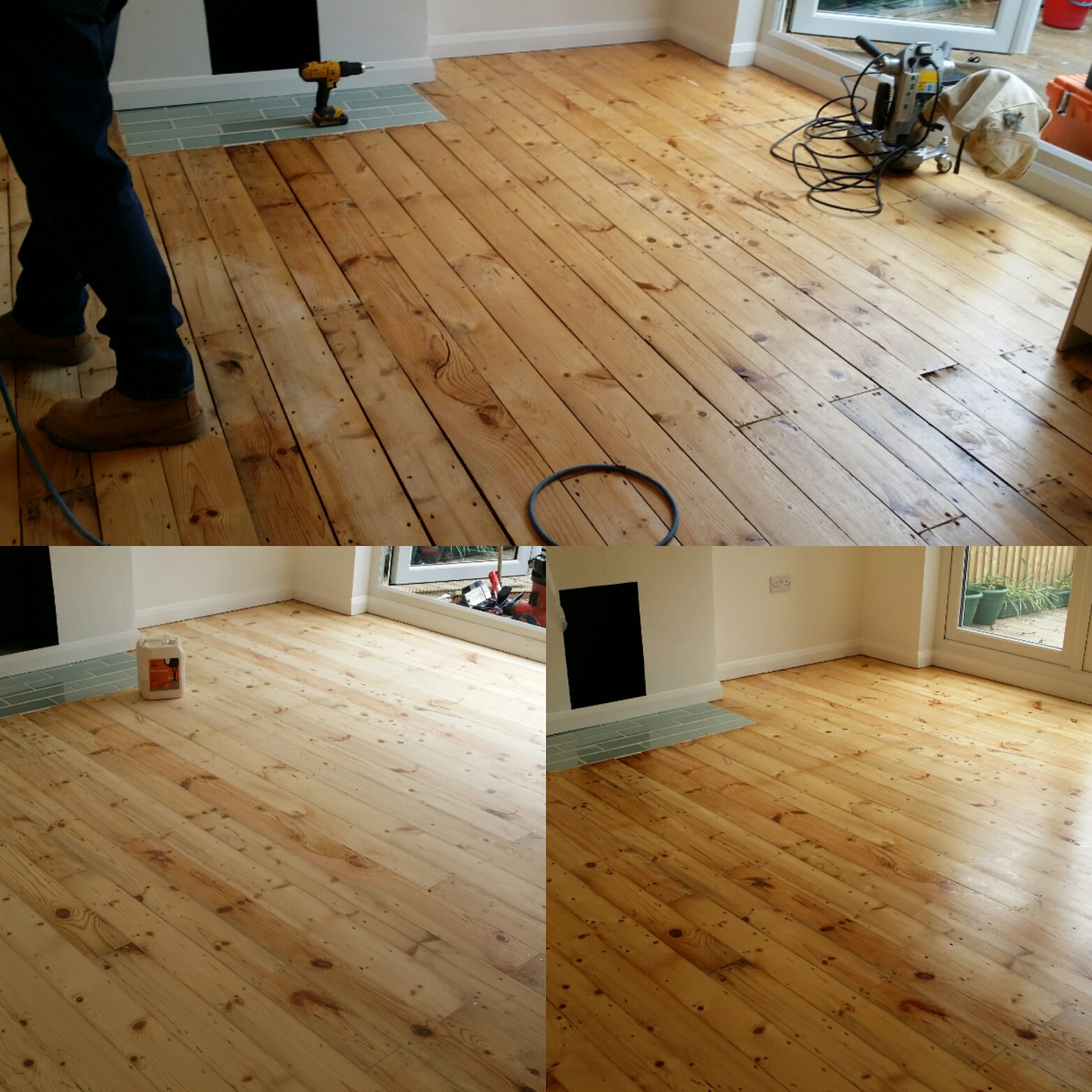 Floor Sanding Services London