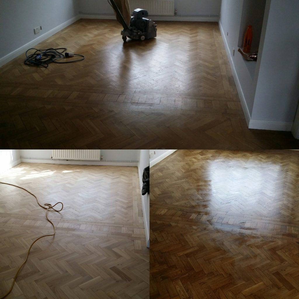 Parquet Floor Sanding Services and Restoration