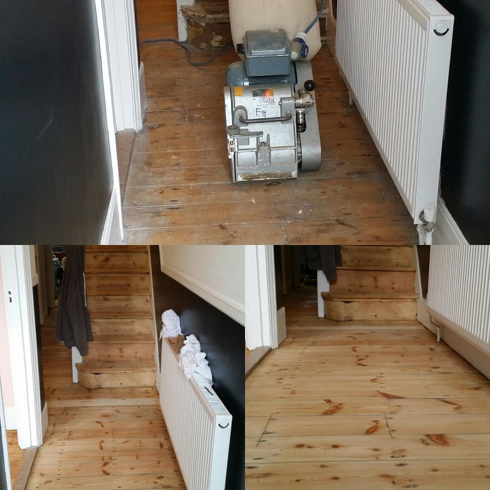 Floor Sanding in Essex