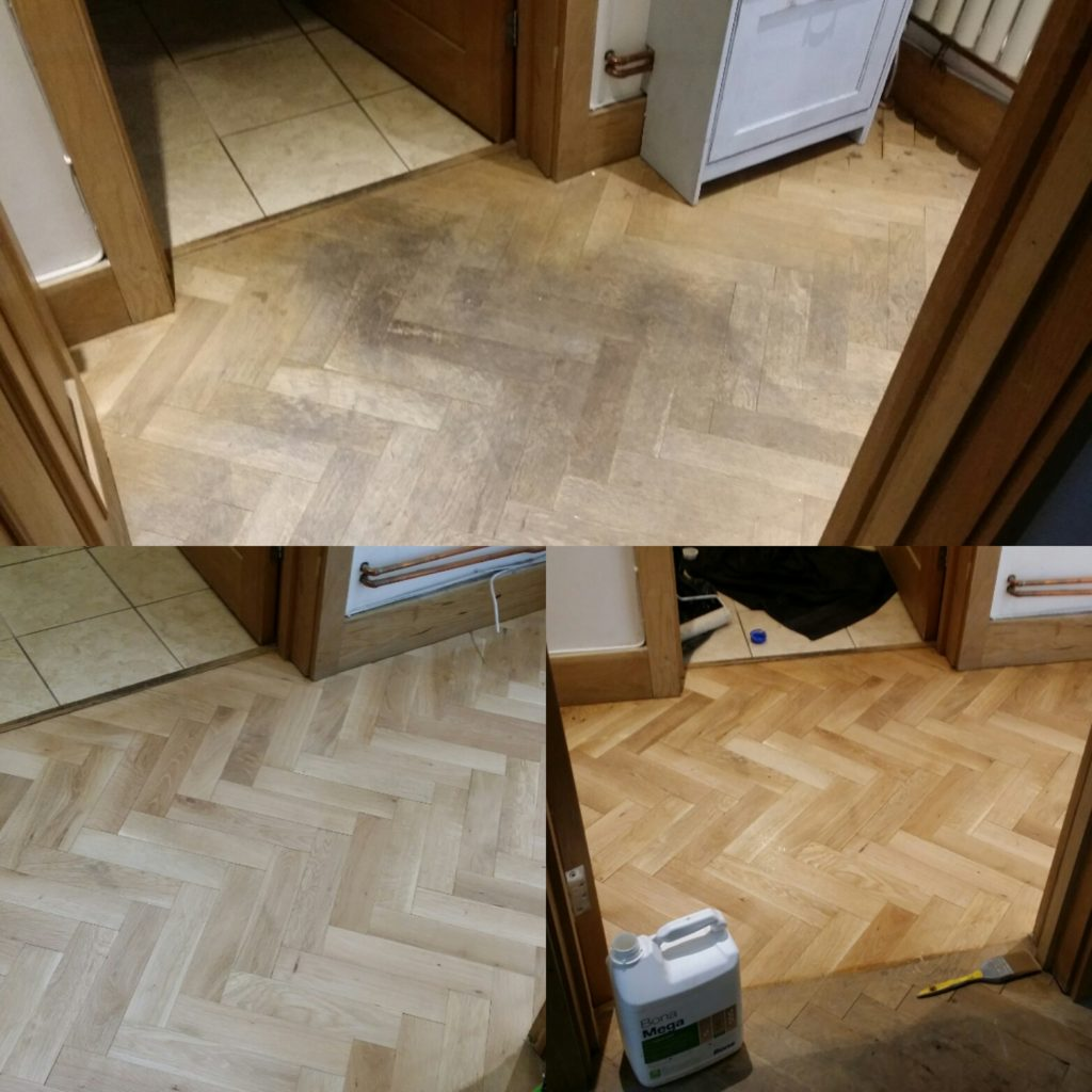 Parquet Wood Floor Renewal