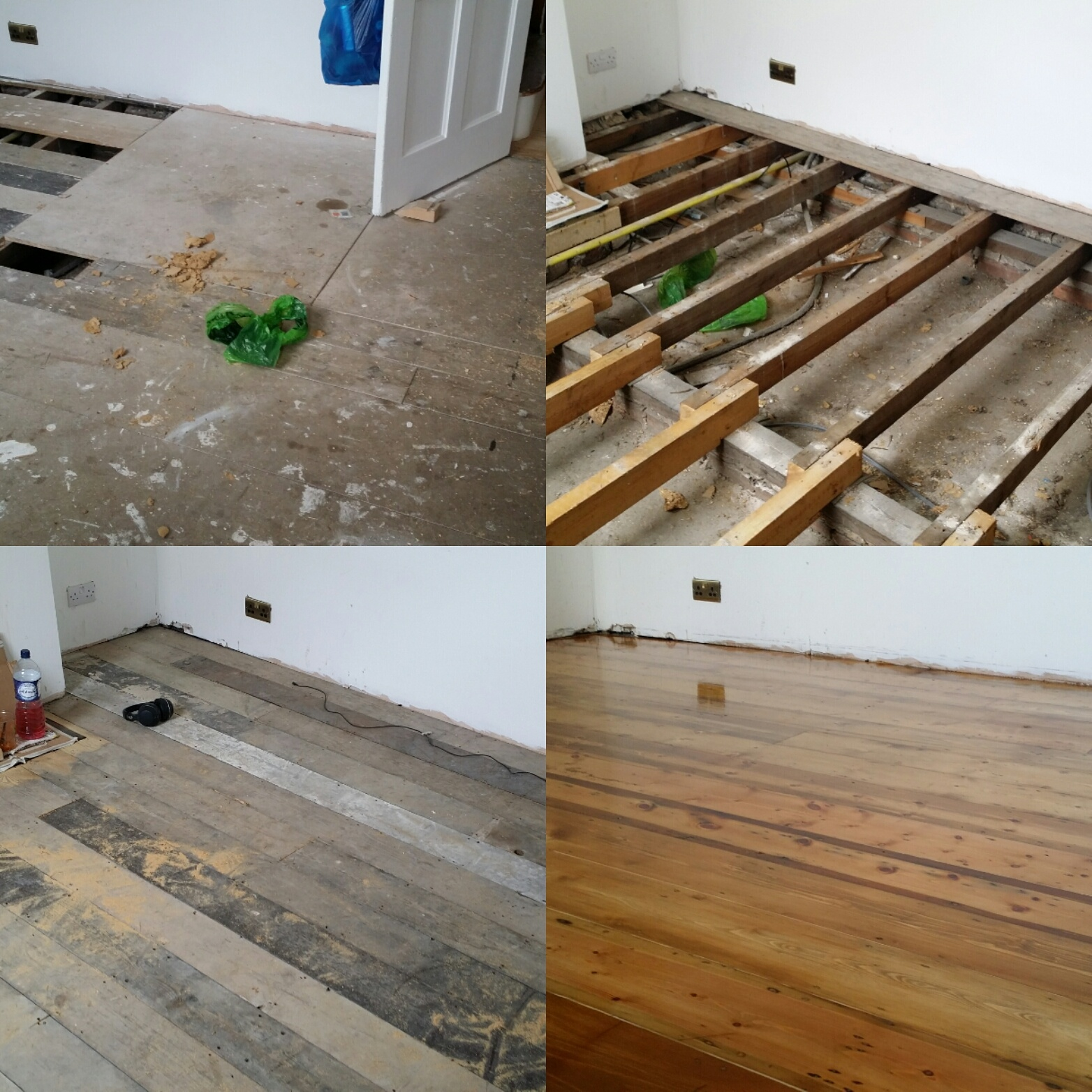 London and essex floor sanding and refinishing absolute for Wood floor restoration essex