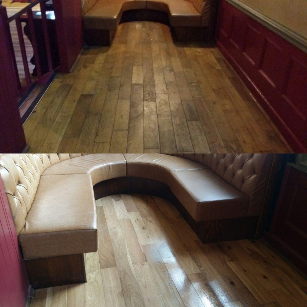 wooden commercial sander for hardwood floors