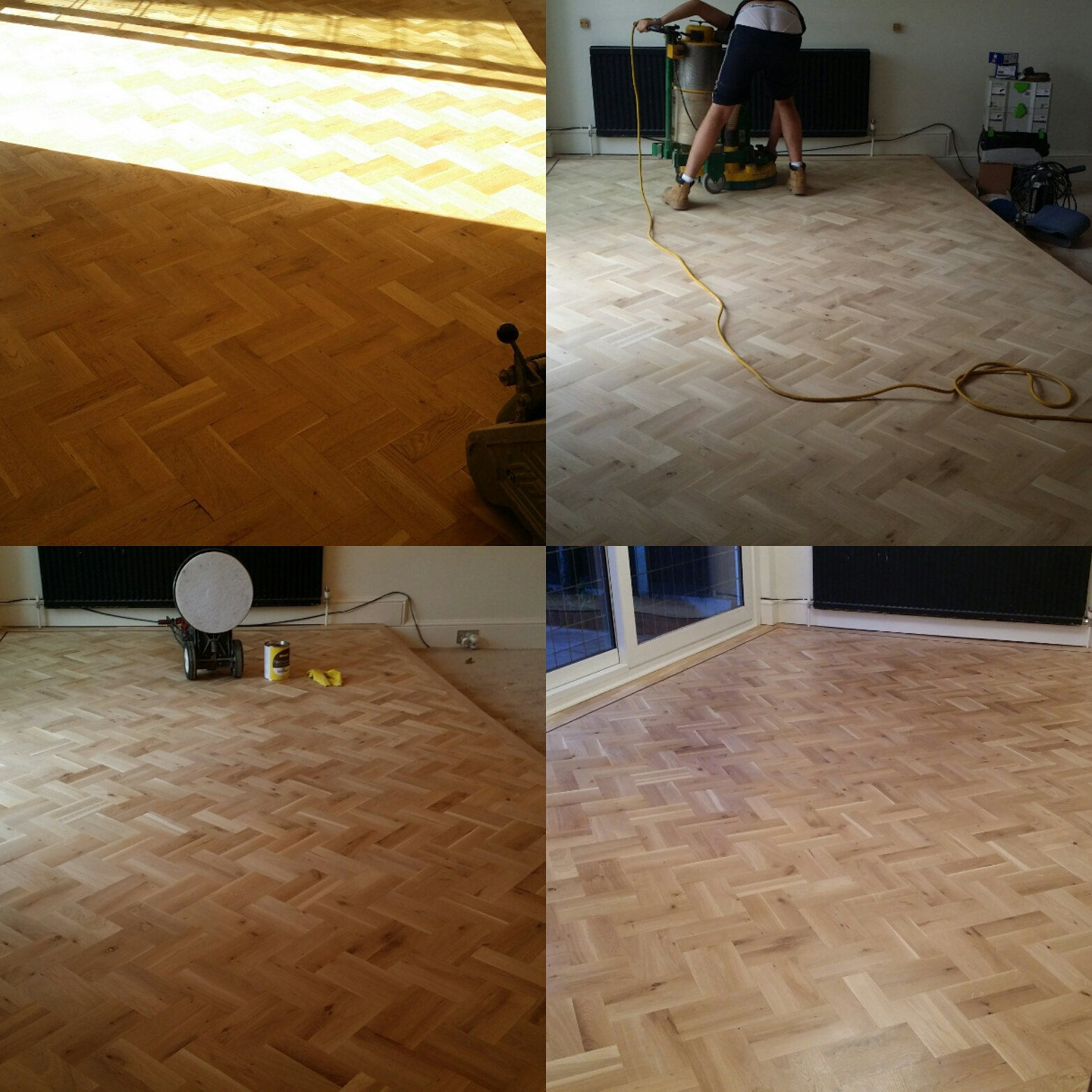 Essex parquet flooring services