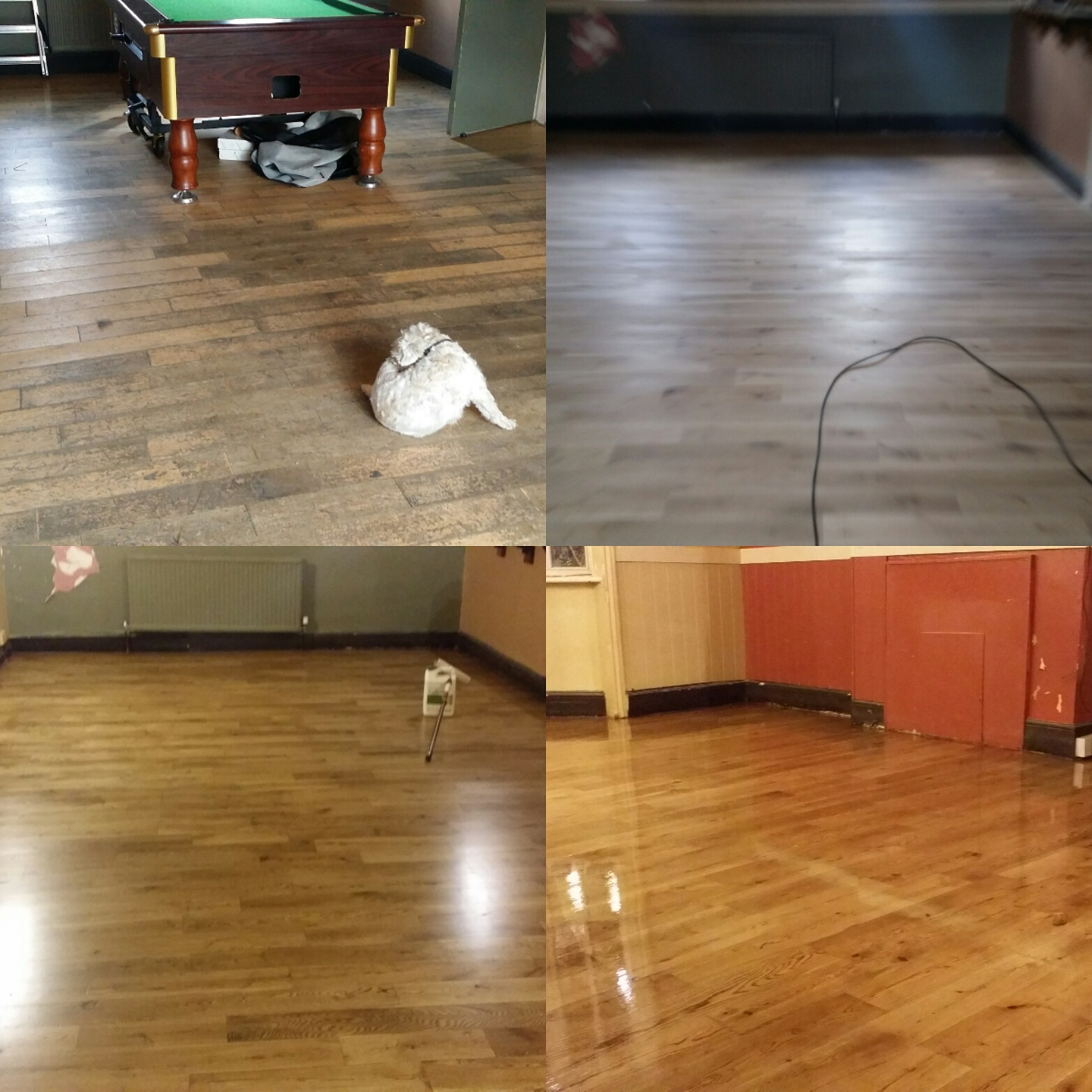 Commercial Floor Sanding Experts