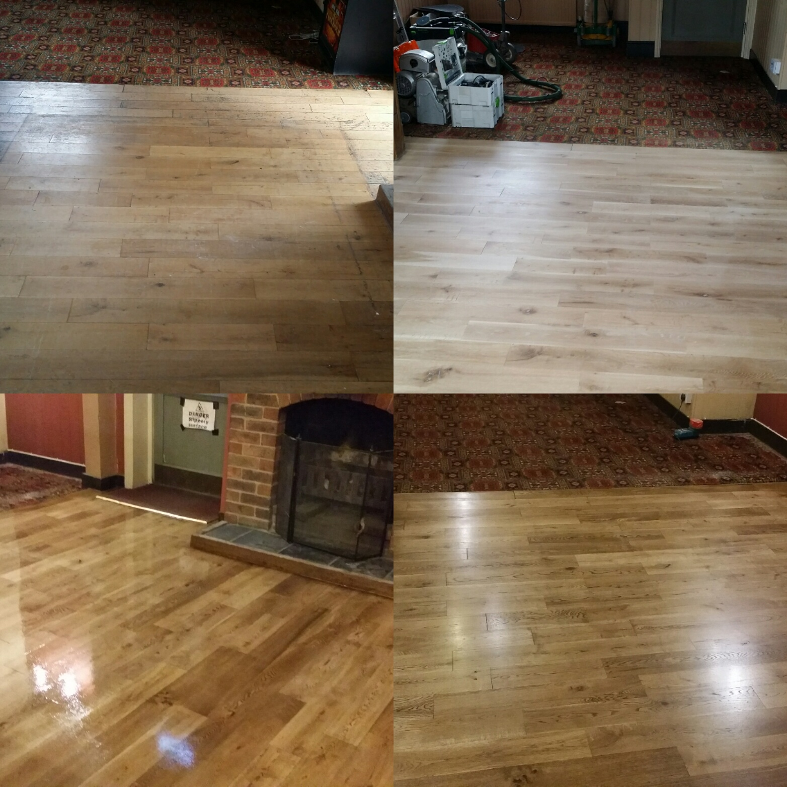 London Floor Sanding Experts