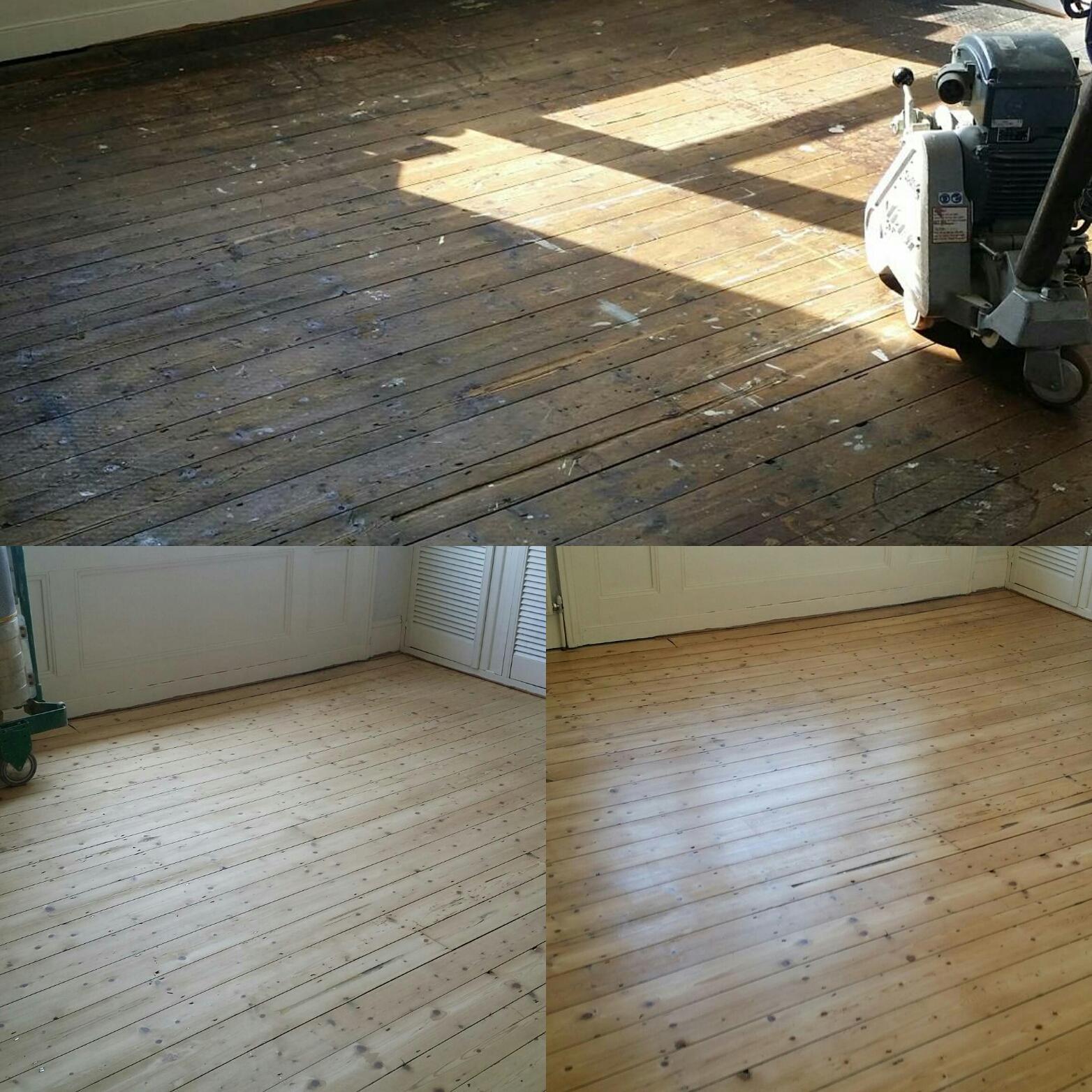 Essex floor sanding