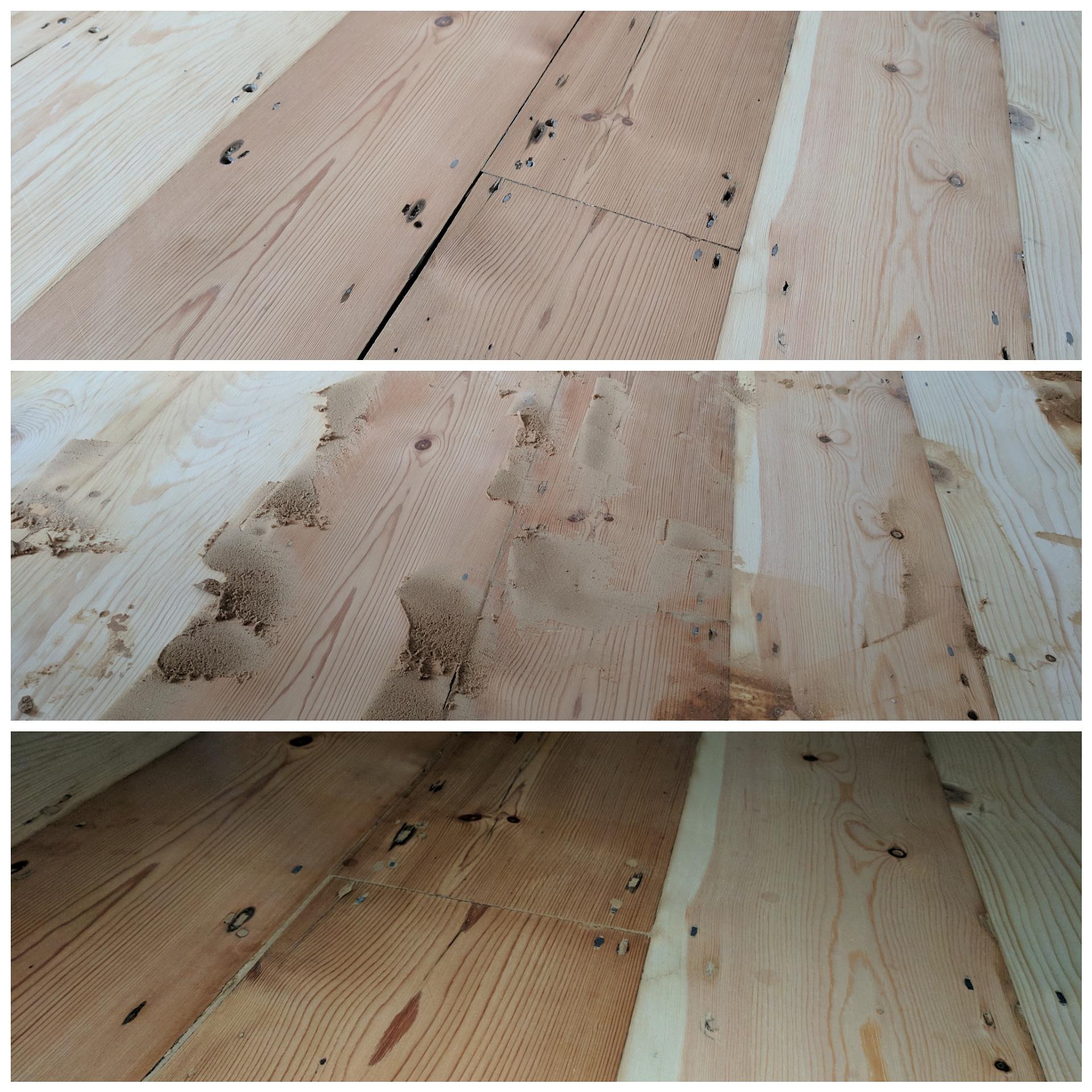 resin gap filling process absolute floor sanding and refinishing. Black Bedroom Furniture Sets. Home Design Ideas