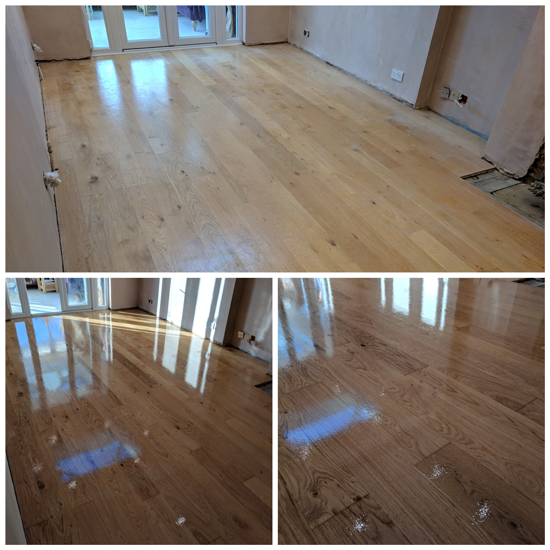 London floor sanding and refinishing services absolute for Wood floor restoration essex