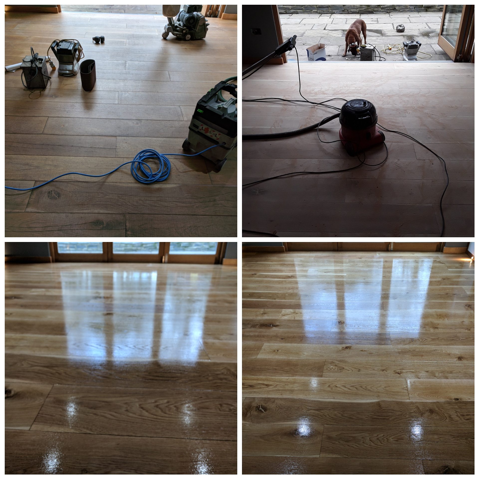 Essex floor sanding and refinishing services absolute for Wood floor restoration essex