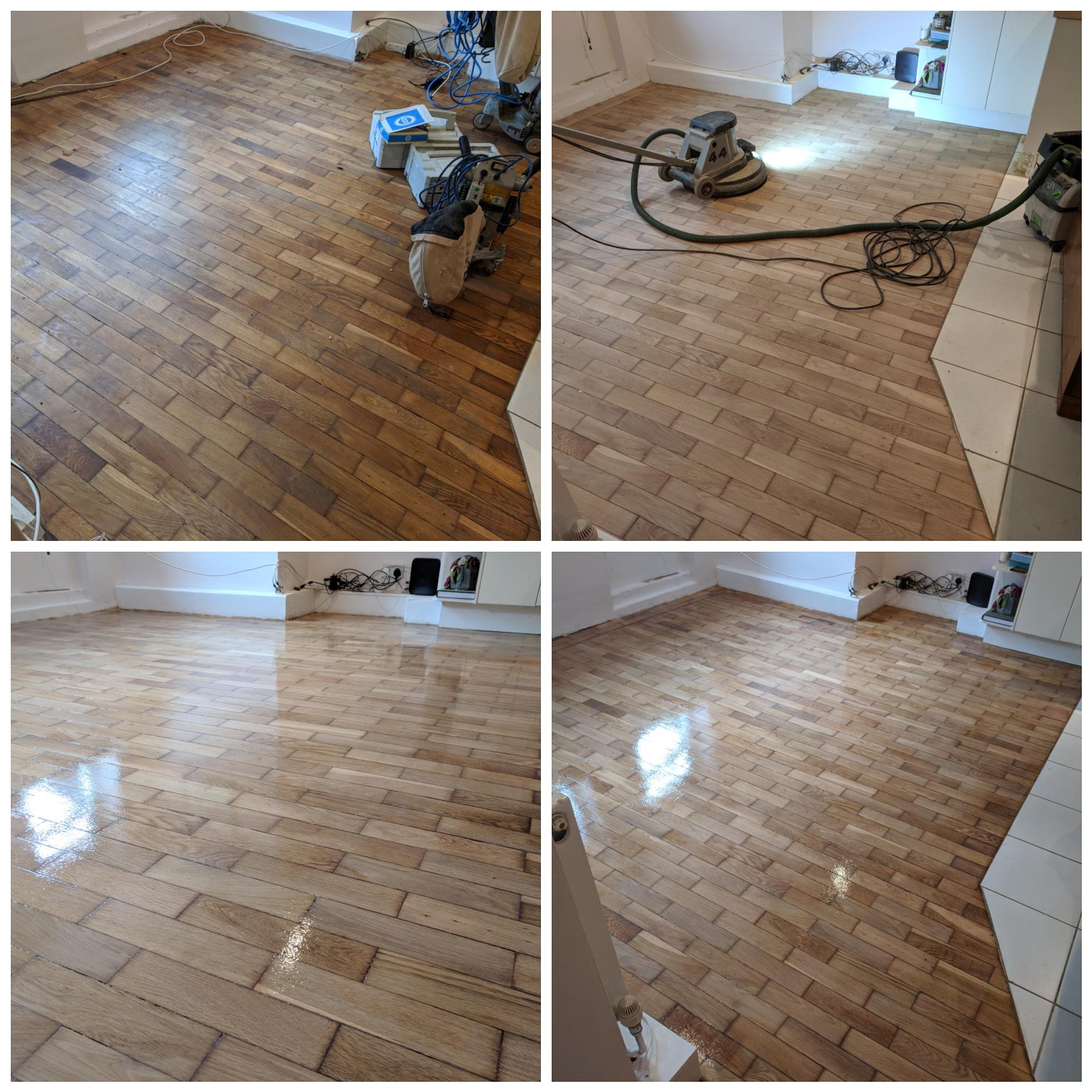 Oak floor sanding services in essex absolute floor for Wood floor restoration essex