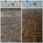 Parquet Floor Sanding in Croydon