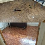 Parquet floor sanding and refinishing services London