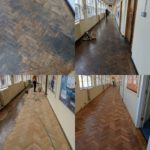 Commercial floor sanding and refinishing services London